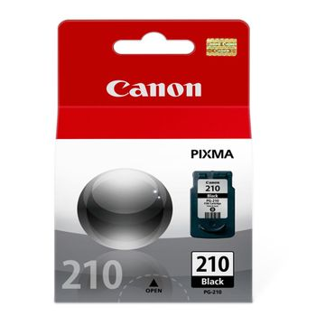 Cartucho de Tinta Canon PG-210 Preto 9ml