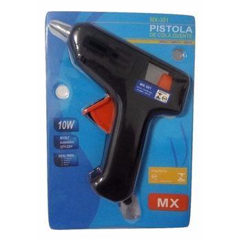 Pistola De Cola Quente 10W MX-301