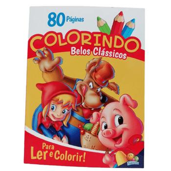 80 paginas colorir
